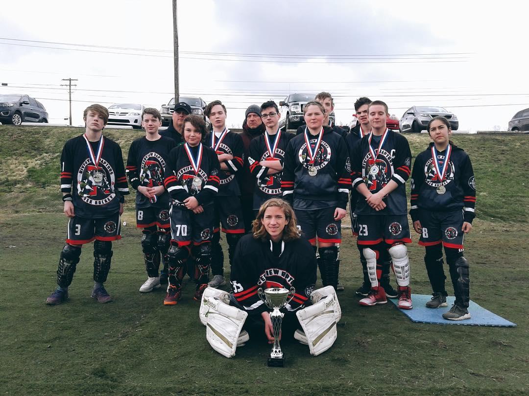 Cadet Raptors 2019 Spring Shootout Champions!